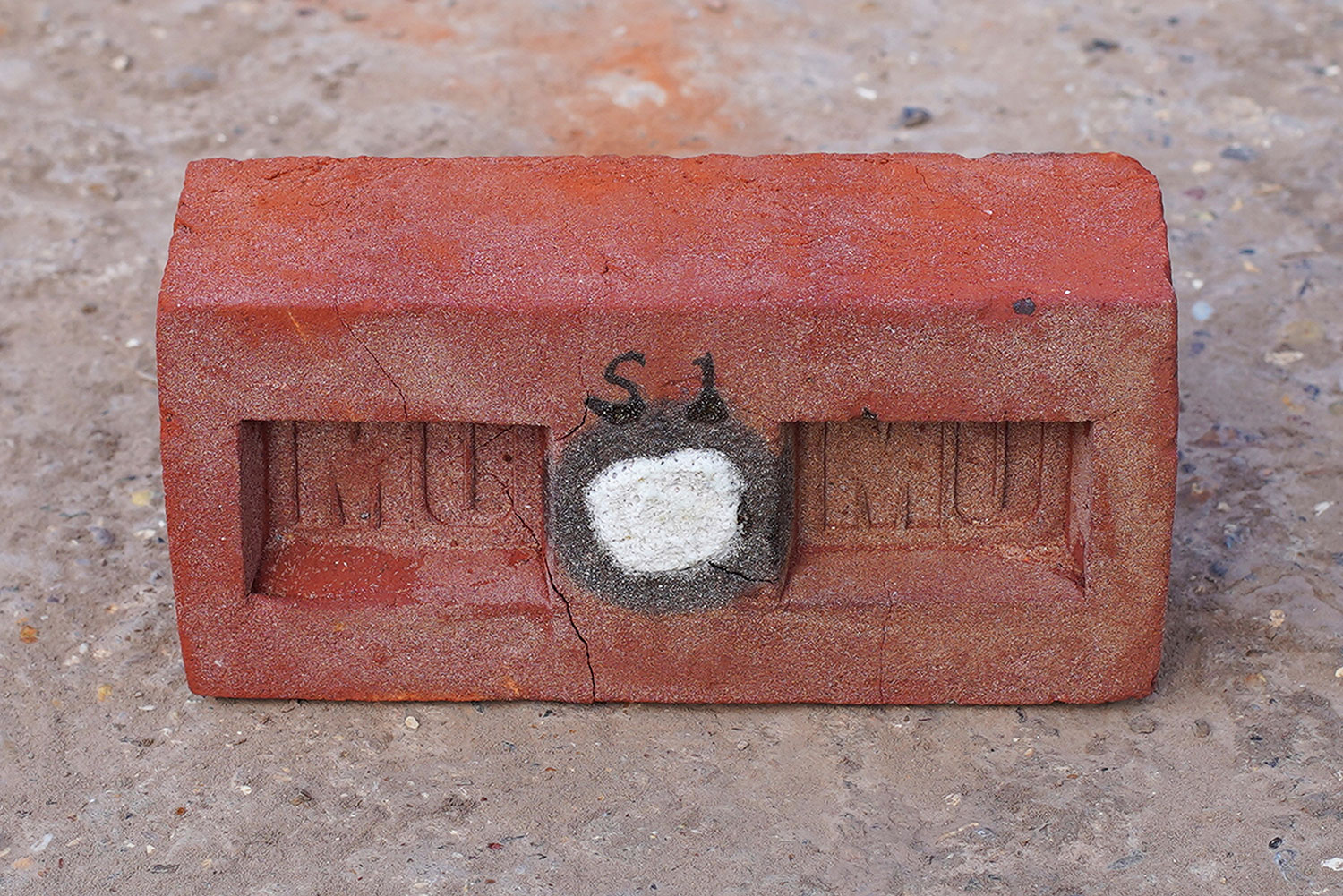 Fired Brick of Mu